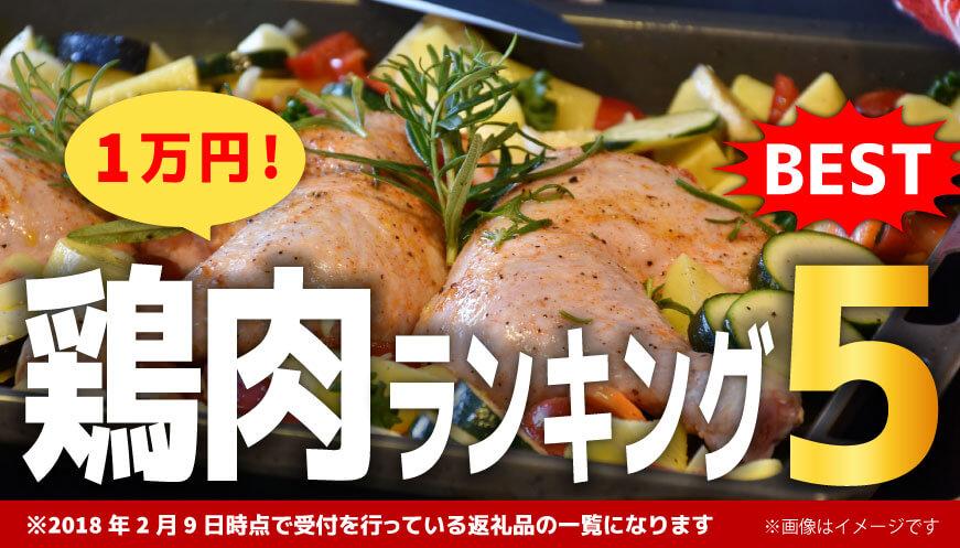【人気の鶏肉】1万円ランキング5!