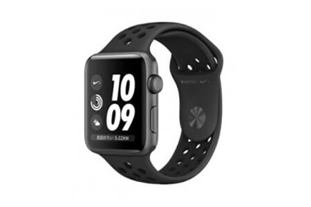【1位】Apple Watch Nike+ GPSモデル MQL42J/A (ブラック)