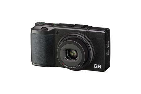【2位】リコーデジタルカメラ GRⅡ