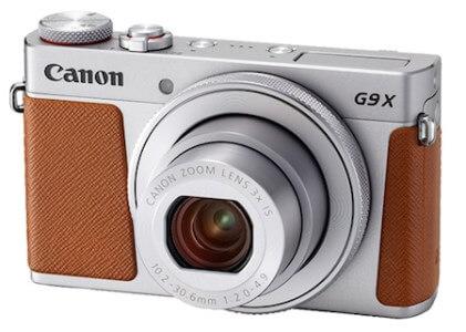 【4位】PowerShot G9X Mk2(シルバー) canon キヤノン パワーショット カメラ