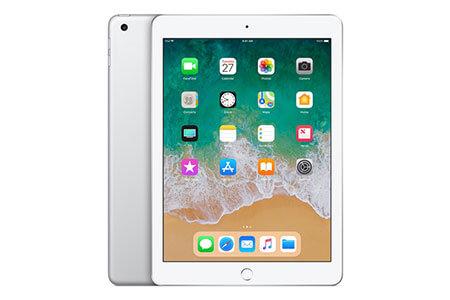 【1位】iPad 9.7インチ Wi-Fiモデル 128GB 2018年春モデル 【シルバー】