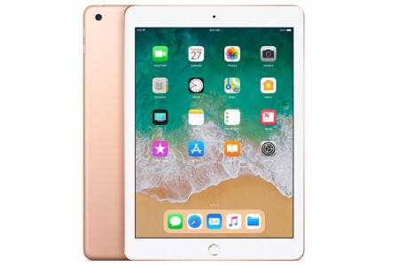 【4位】iPad 9.7インチ Wi-Fiモデル 128GB 2018年春モデル 【ゴールド】